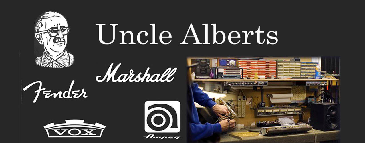 uncle alberts tube amplifier repair